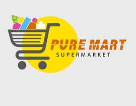 #125 for supermarket logo and name design starting with A by Towhidulshakil