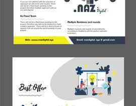 #47 для Profile/Brochure Design for a Digital Agency от azahermia