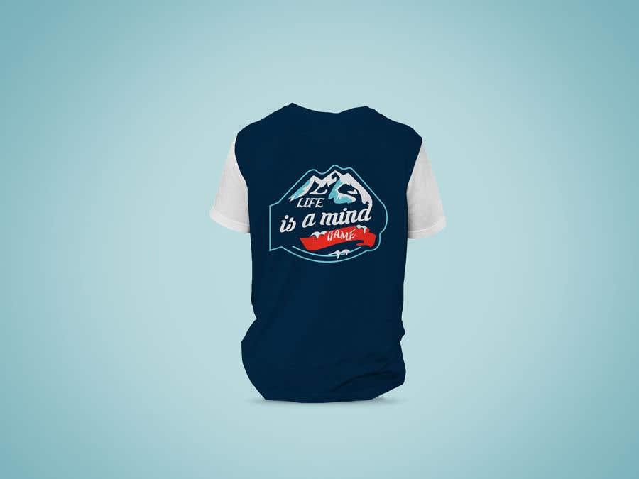 Bài tham dự cuộc thi #                                        122                                      cho                                         t shirt logo + mock up