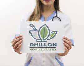 Nro 173 kilpailuun Logo Required For Homoeopathy Business käyttäjältä mdselim202