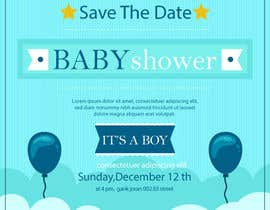 #16 for BABY SHOWER E-LECTRONIC by shuvohowlader100