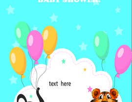 #22 for BABY SHOWER E-LECTRONIC by subrinawahid1432