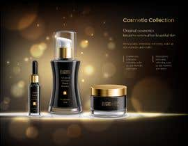 #176 for brochure for cosmetic factory by AsifProDesigns