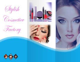 #174 for brochure for cosmetic factory by boseraju00
