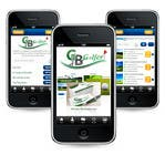 Contest Entry #7 for App Skin Design For GB Golfer