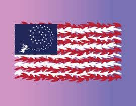 nº 15 pour graphic designer for a renditon of American Flag par TobyGFX
