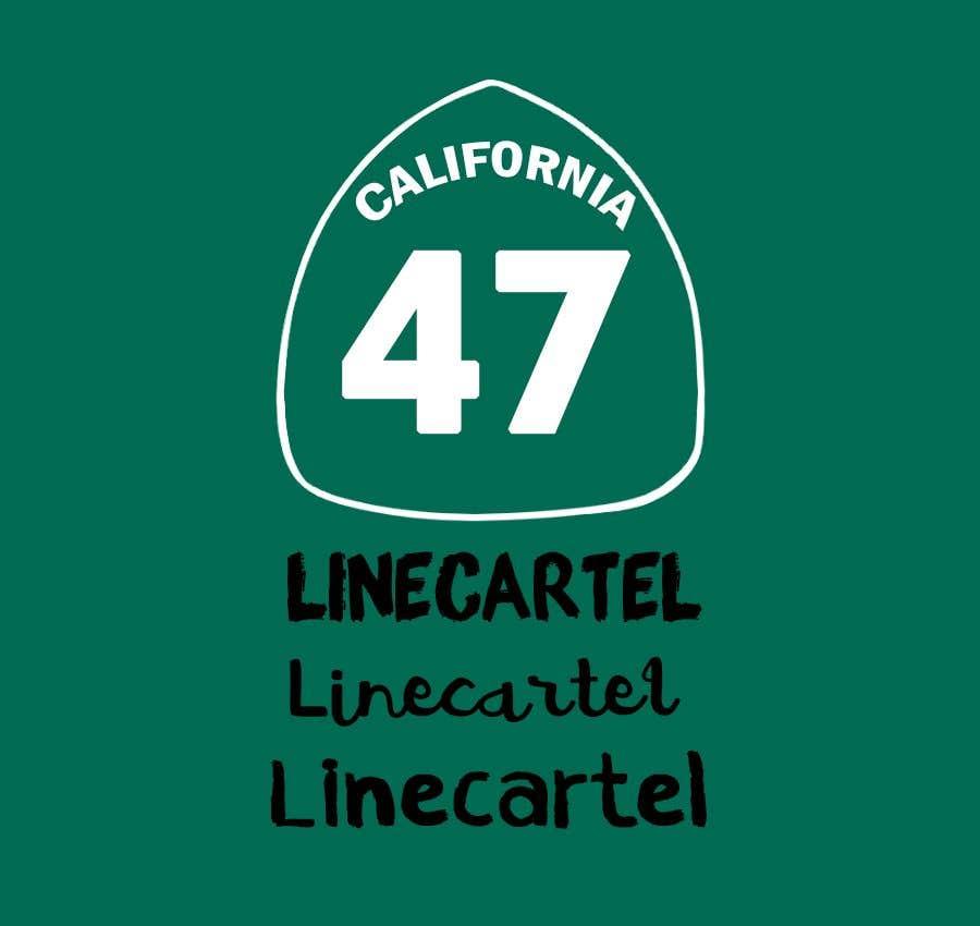 Penyertaan Peraduan #                                        12                                      untuk                                         Line cartel freeway sign