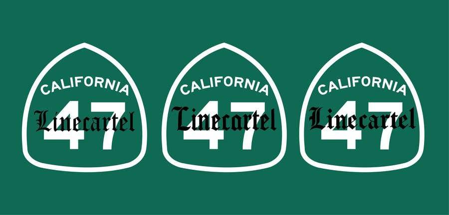 Penyertaan Peraduan #                                        10                                      untuk                                         Line cartel freeway sign