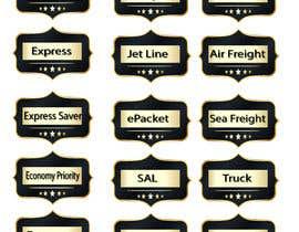 #81 untuk Group of shipping type icon oleh aliashraf2p