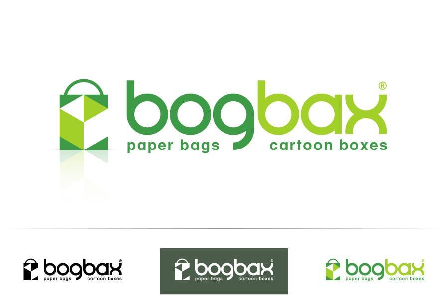 Contest Entry #300 for Logo Design for BogBax