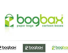 #300 for Logo Design for BogBax by krustyo