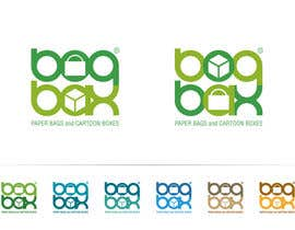 #210 para Logo Design for BogBax de krustyo