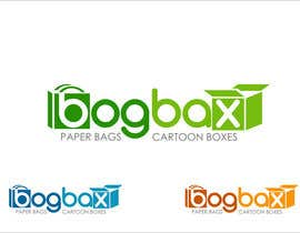 #222 para Logo Design for BogBax de Grupof5