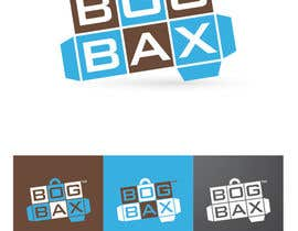 nº 230 pour Logo Design for BogBax par Habitus