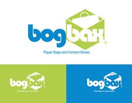 #64 for Logo Design for BogBax by ivandacanay