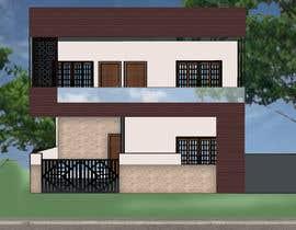 #24 for G+1 Building Front Elevation by chourasiyajuhi0