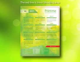 Nro 28 kilpailuun calendar design käyttäjältä sbfshofol