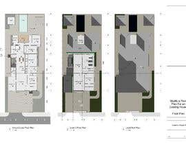 #55 for Modify a floor plan for an existing house af richsanoel