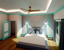 #108 for Master Bedroom Interior Design by Danula92