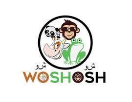 Nro 109 kilpailuun Design creative logo ( English and Arabic ) For Woshosh käyttäjältä freelancerrahid