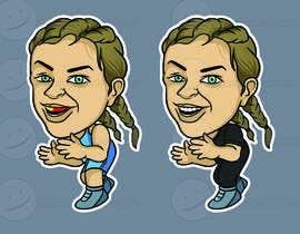 Nro 2 kilpailuun Draw a person as a cartoon / comic character käyttäjältä ramjeevacartoons