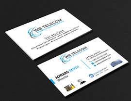 Nro 78 kilpailuun Build me a business card käyttäjältä sultanagd