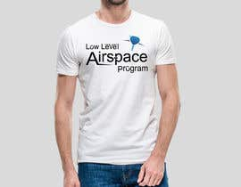 #43 untuk Custom aviation-themed T-shirt Design oleh azizulhakim9799