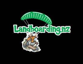 #86 for Logo design for Kite Landboarding, e.g. Kitesurfing, mountainboarding af sohelmirda7