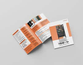 #18 for Design a Product brochure. A4 paper size for each page. by Jahid999