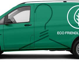 #49 for Design a van wrap by Omar452