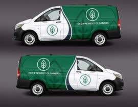 #59 for Design a van wrap by raselcolors
