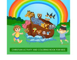 #44 for Design a Book Cover - Christian Activity Book by imranislamanik