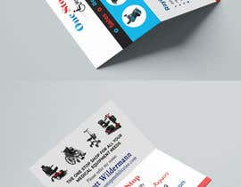 #110 for Folded Business Card DESIGN Needed by shankardhar125