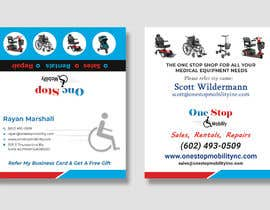 #115 for Folded Business Card DESIGN Needed by shankardhar125
