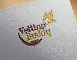 "#212 for Logo or branding for a app we are developing it is called ""Vetting Buddy"" by AllyHelmyy"