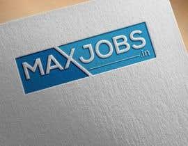 #50 untuk Create a logo for my Job portal : MaxJobs.in oleh mehedihasan1858