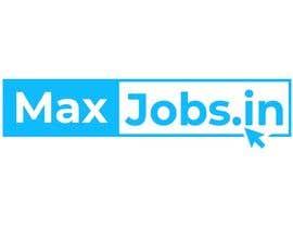#12 untuk Create a logo for my Job portal : MaxJobs.in oleh serajseraj