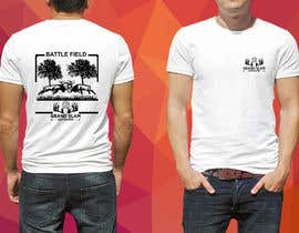 #124 for Tshirt Design by azmiridesign