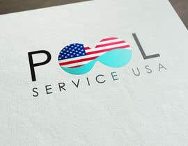 #63 for Pool Service USA Logo by Atharva21