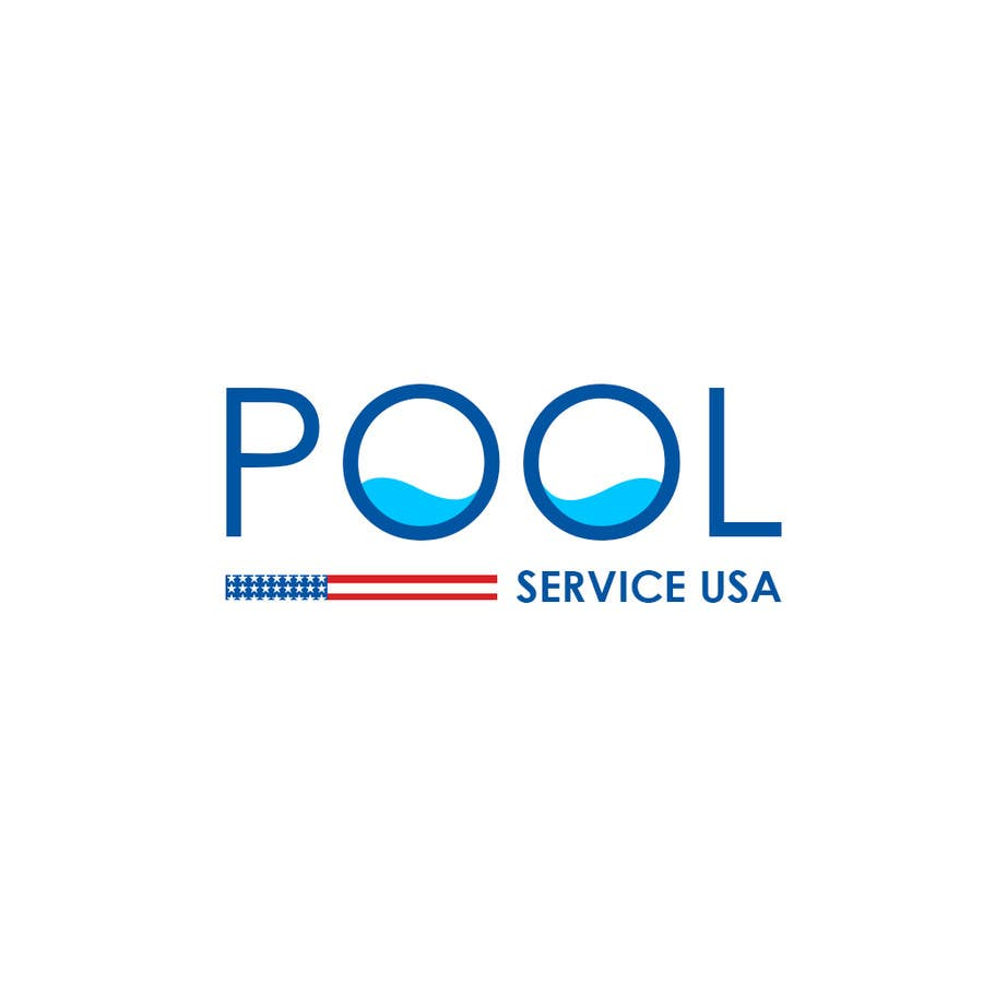pool service logo. Contest Entry #6 For Pool Service USA Logo L
