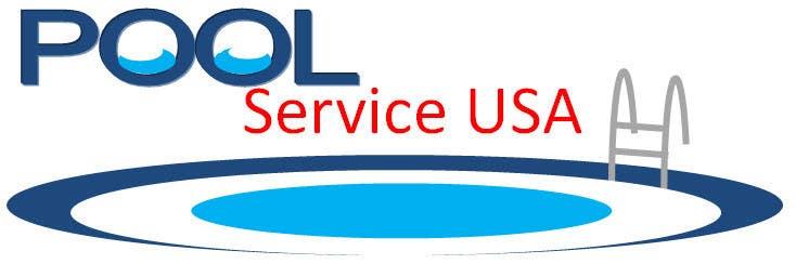 Konkurrenceindlæg #                                        9                                      for                                         Pool Service USA Logo