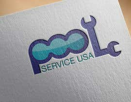 #47 for Pool Service USA Logo by azzzulex