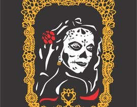 #10 for Maria Felix Dia de Muertos by evillegas04