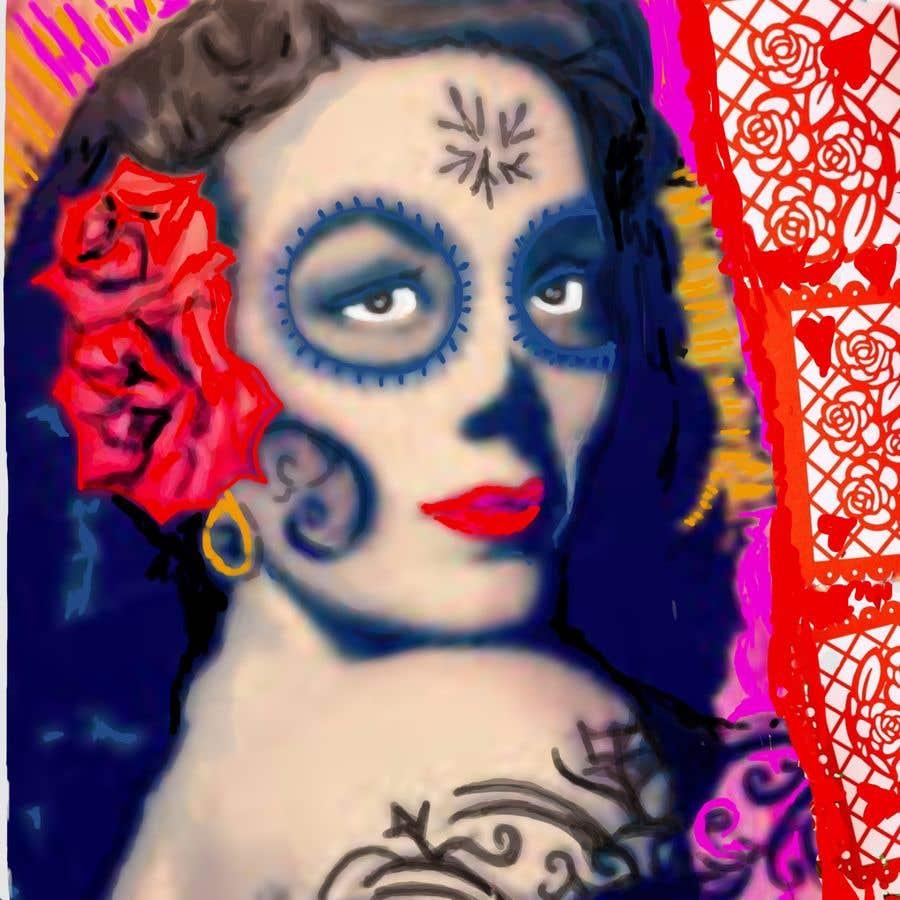 Penyertaan Peraduan #                                        11                                      untuk                                         Maria Felix Dia de Muertos