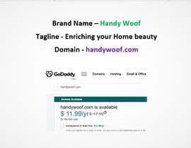 #42 untuk Brand Name & Tagline Selection oleh riyad05
