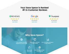 Nro 47 kilpailuun Design Concept for a WordPress landing page käyttäjältä syrwebdevelopmen
