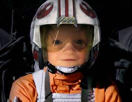 #206 para Photoshop my son into this Star Wars Picture por VERISPARK0INC