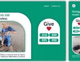 #6 for Build Landing Page of Fundraising Campaign For Homeless by faysalurana