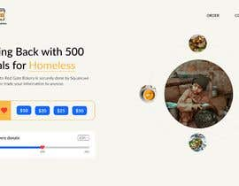 #13 for Build Landing Page of Fundraising Campaign For Homeless by henakter