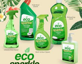 #47 for Green Cleaning Product line label by JoGuillenA20